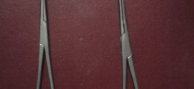 Crushing and Non crushing Forceps